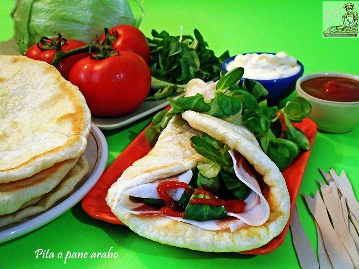 Pita o pane arabo