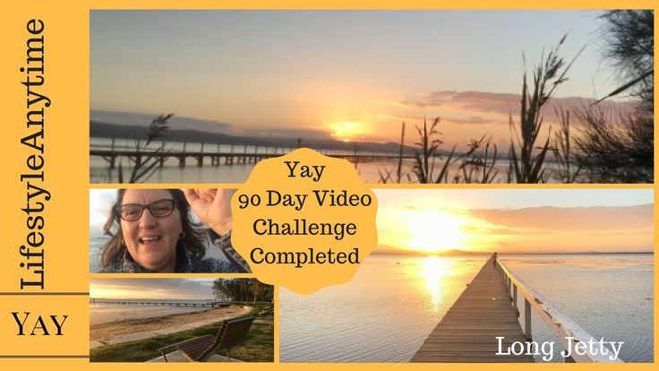 Yay - Completed - 90 Day Video Challenge