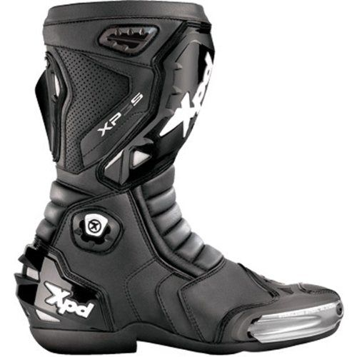 Special Offers - Spidi XP3-S Mens Street Bike Racing Motorcycle Boots  Black / Size 10.5 - In stock & Free Shipping. You can save more money! Check It (May 22 2016 at 12:28PM) >> http://bestsportbikejacket.com/spidi-xp3-s-mens-street-bike-racing-motorcycle-boots-black-size-10-5/