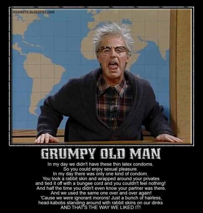 Dana Carvey's Grumpy Old Man Makes Me Laugh Pinterest