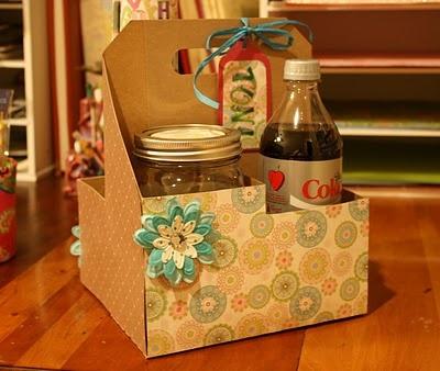 Sonic Drink Holder Turned Gift Box Super Cute Feeling