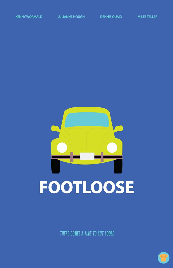 Poster design less is more - Find This Pin And More On Minamalist Art Less Is More Footloose Poster I
