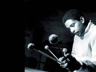 "- ""The whole thing of being in music is not to control it but to be swept away by it.""  --Bobby Hutcherson"