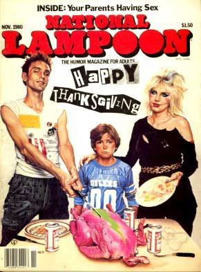 National Lampoon #128 1980