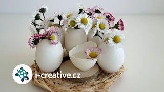 velikonoční dekorace - YouTube
