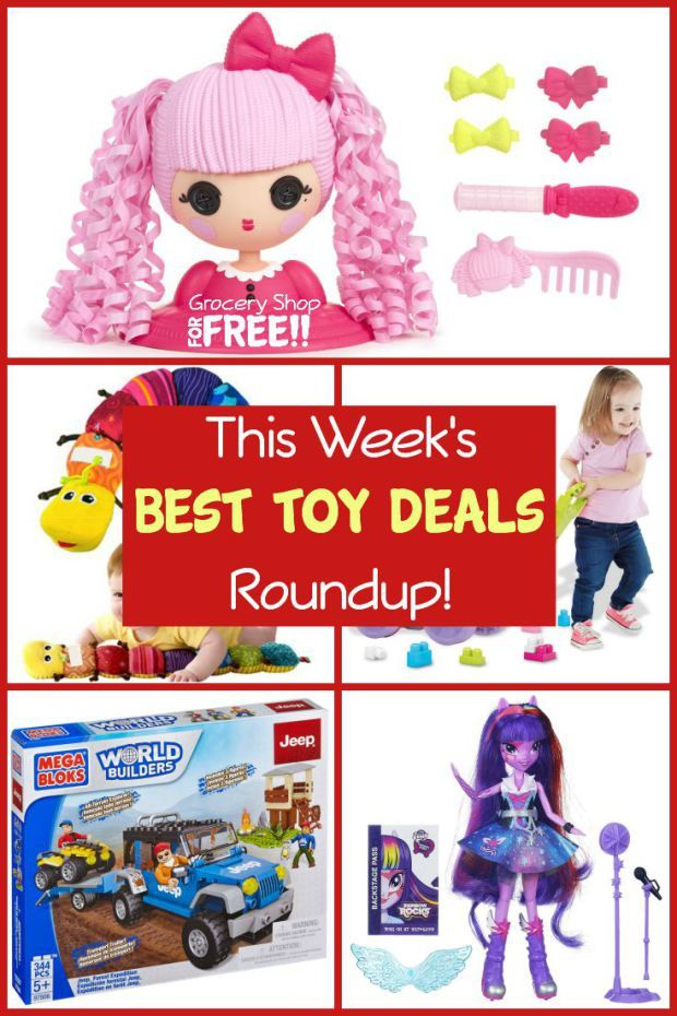 This Week's Best Toy Deals Roundup!
