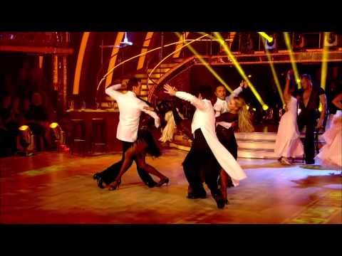 Professional Dancers - Strictly Come Dancing 2012 - Week 2 - YouTube