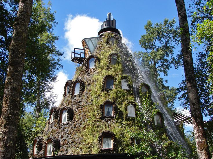 Montaña Magica Lodge, Chile
