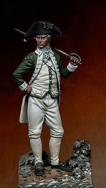 Continental Marine,Revolutionary war 1775
