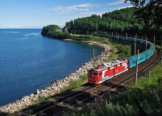 ผลการค้นหารูปภาพสำหรับ Trans-SiberianRailway