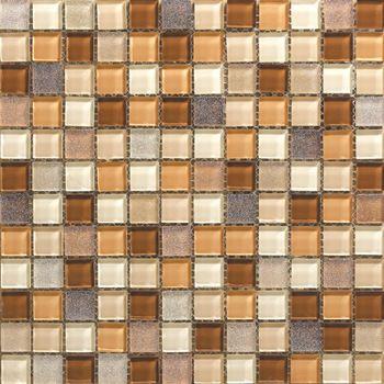 Gray And Yellow Corian Acrylic Cheap Mosaic Tile Sheets - Buy ...
