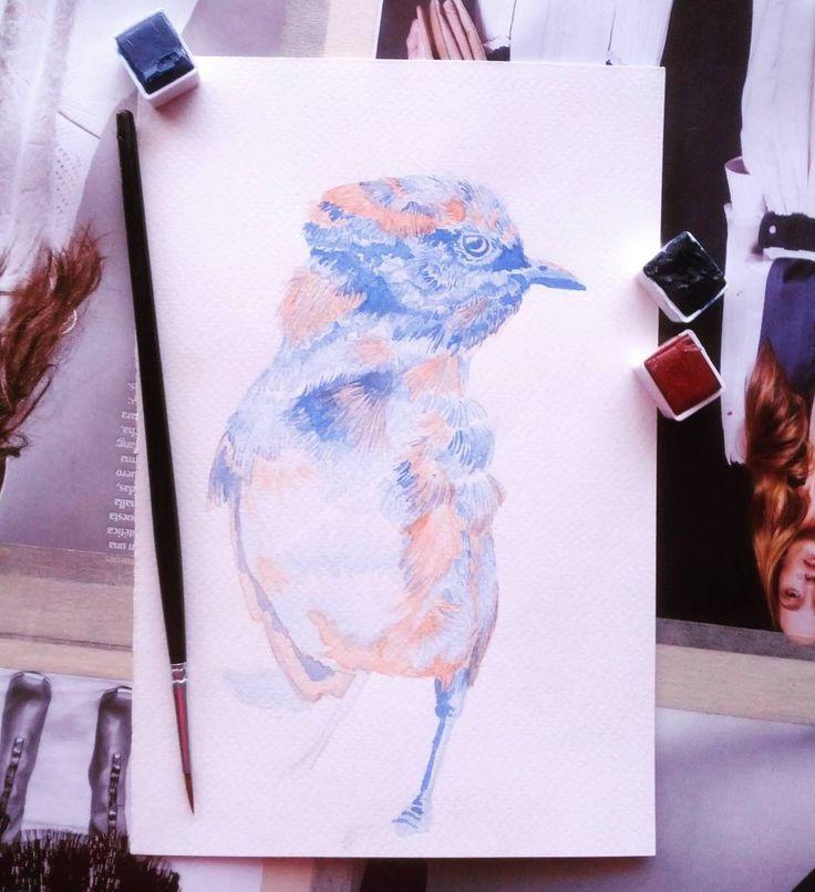 watercolor sketch!!!