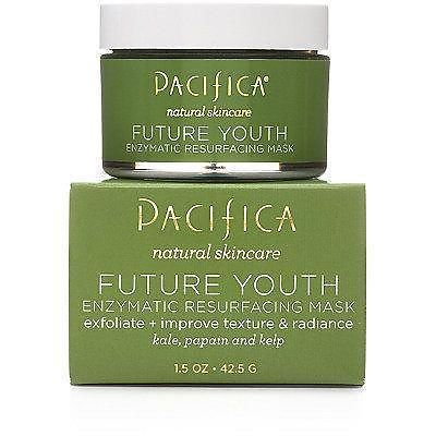 PACIFICA Future Youth ENZYME RESURFACING Face MASK Peel DRY NORMAL SKIN VEGAN in Health & Beauty, Facial Skin Care, Masks & Peels | eBay