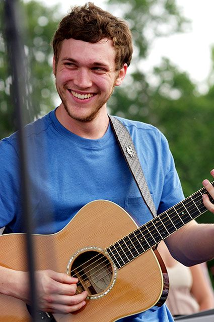 """American Idol"" Finalist Phillip Phillips Homecoming - Leesburg, GA"