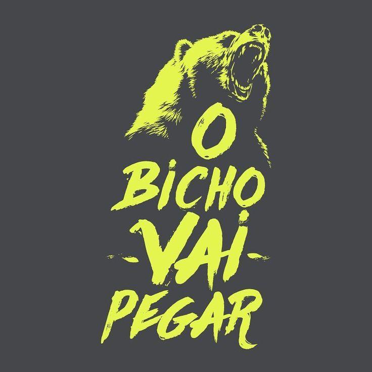 """""""En Brasil se utiliza la expresión O BICHO VAI PEGAR cuando hay algún problema a la vista o la…"""""""
