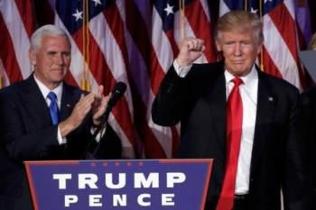 Donald Trump Menang Pemilu Presiden Amerika Serikat