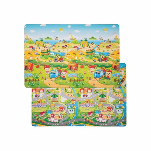 http://www.shopplaypens.co.za/product/fruit-farm/About the Mat:•Premium…