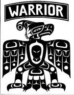 Warrior Thunderbird Logo