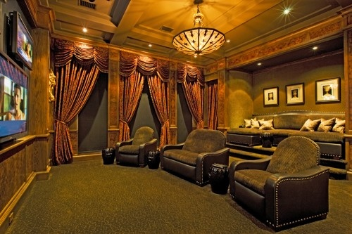 25 best Theater room ideas images on Pinterest | Home theatre ...