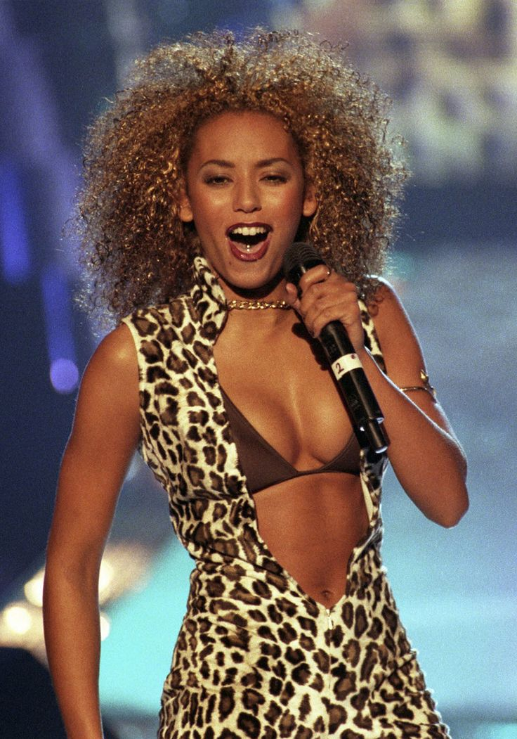 "What Makes former Spice Girl, Mel B still ""scary""?"