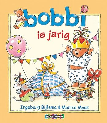 Bobbi is jarig - Ingeborg Bijlsma & Monica Maas