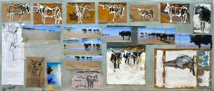 Wild Coast Nguni Series - prelim sketches