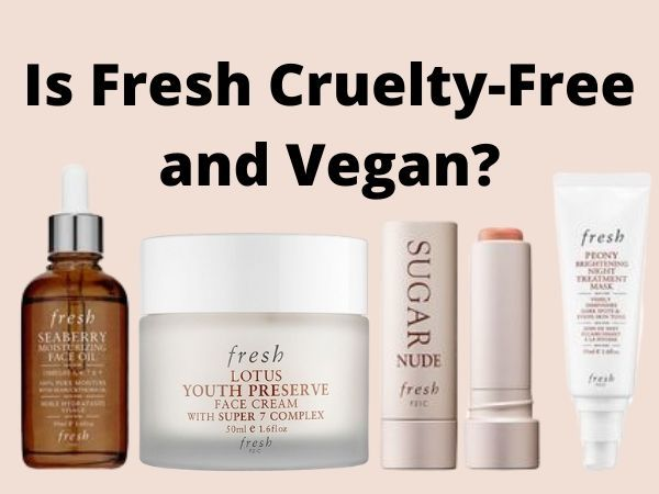 Is Fresh Cruelty Free And Vegan Popular Skin Care Products Paraben Free Products Cruelty Free
