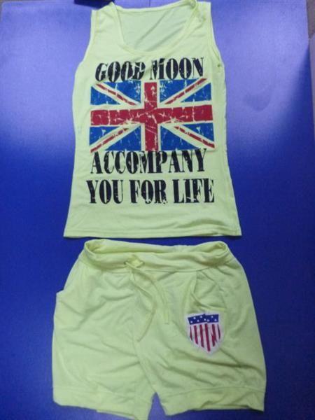 Спортивная форма подрастковая шорты футболка