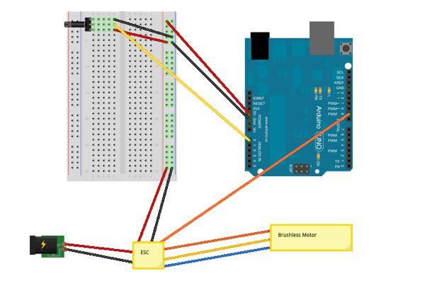 Best arduino motor esc images on pinterest