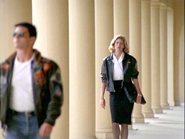 Classic scenes from Top Gun.... Maverick