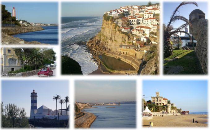 Tour 4   Lisbon – Azenhas do Mar – Cascais – Estoril – Lisbon   (4 or 8 Hours) - have fun with us!