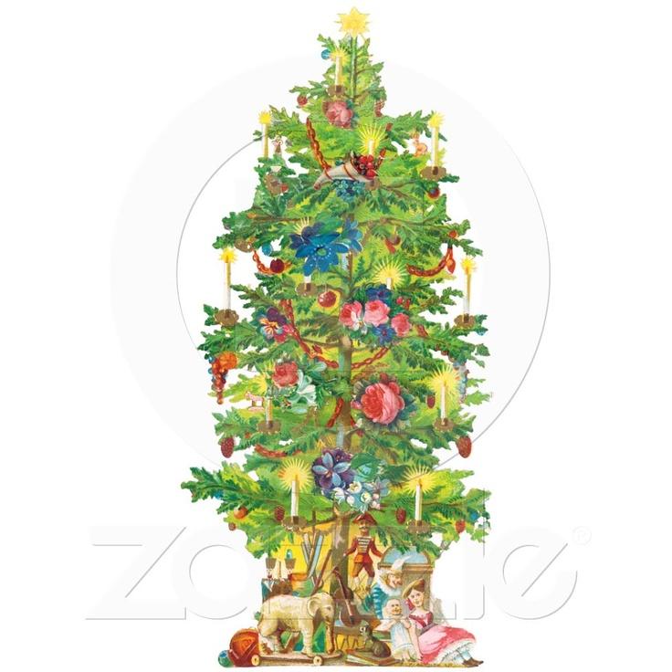19th Century Christmas Tree