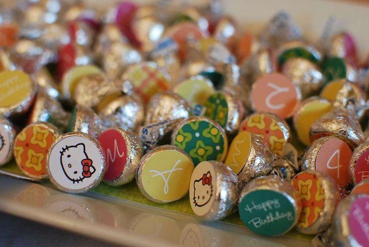 Hello Kitty Birthday Party | CatchMyParty.com