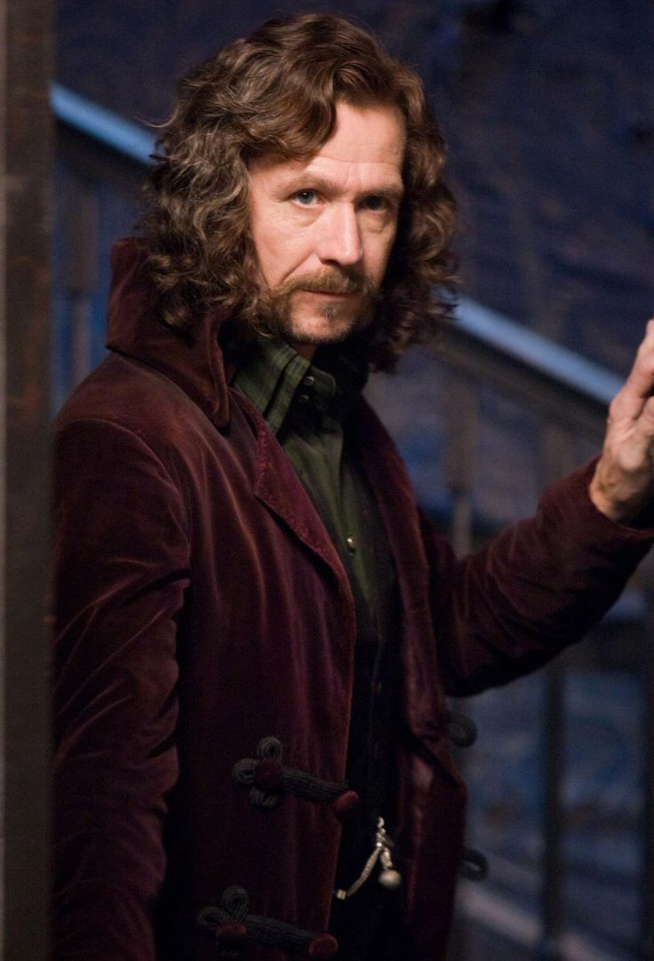 Harry Potter -- Sirius Black