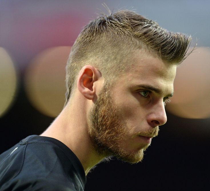 awesome David De Gea Haircut 2017 Name Hairstyle