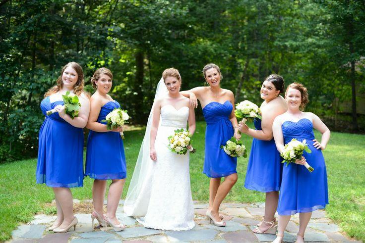 Madeleine's Daughter Blog, Bridesmaids, Real Wedding, Real
