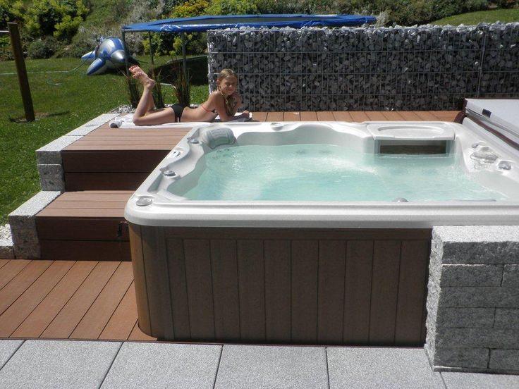 die besten 25 eckbadewanne mit whirlpool ideen auf pinterest badewanne mit whirlpool jacuzzi. Black Bedroom Furniture Sets. Home Design Ideas