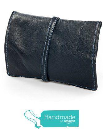Astuccio borsello porta tabacco nero con cuciture blu di vera pelle con laccio unisex - idea regalo da rossodesiderio https://www.amazon.it/dp/B01MT2BS45/ref=hnd_sw_r_pi_dp_bhPAybWV9KHGV #handmadeatamazon #portatabacco #tabacco #nero #blu #cartine #accendino #filtri #tasca #vera #pelle #cuoio #borsello #borsa #fattoamano #artigianato #artigiano #artigianale #laccio #accessorio #custodia #astuccio #classico #vintage #casual #retro #gadget #elegante #fashion #design #stile #style