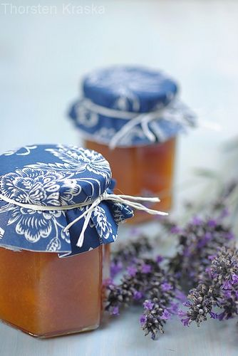 Apricot jam with lavender | Jam & Jelly | Pinterest