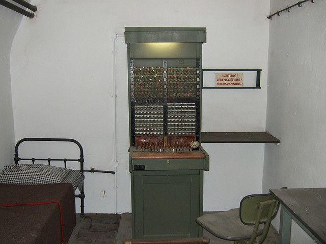 Underground Telephone Exchange