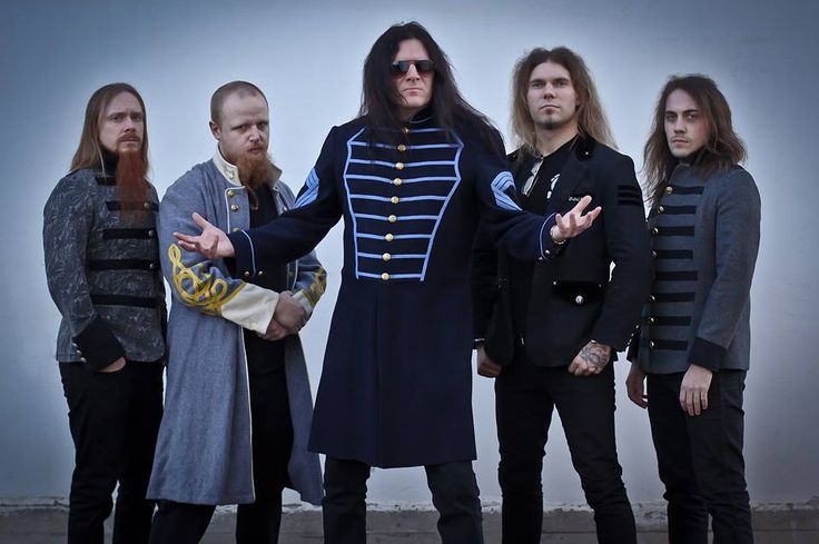 Interview: Nils Patrik Johansson (Civil War) – Sound the Charge!