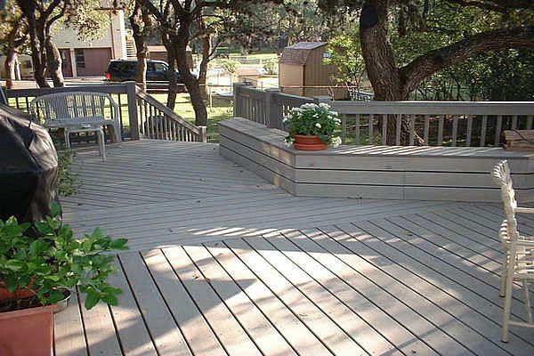 96 best outdoor decking design images on pinterest for Compare composite decking brands