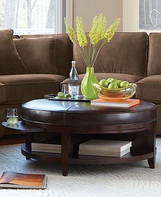 """Park West Table Collection - Coffee, Console & End Tables - 40"""" D - Macy's Reg. $949.00 (Sale $749.00) - Sale ends 4/16/14"""