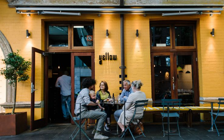 Yellow is the cities first fine dining vegetarian and vegan restaurant, with the exception of their famous weekend brunches. Unlike other vegetarian places in Sydney, though, this isn't based on ethics. It's about making vegetables taste incredible. yellowsydney.com.au