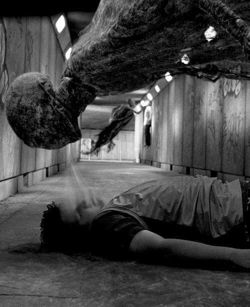 Dementor attack - Harry Potter and the Order of the Phoenix