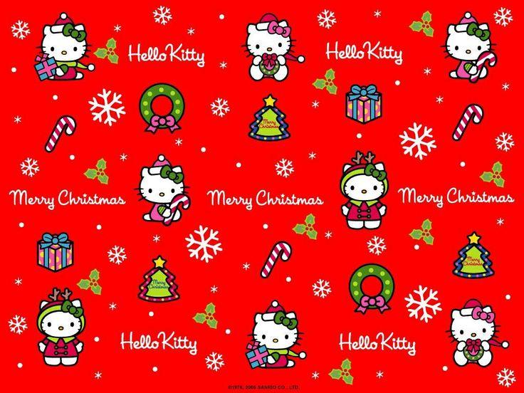 71 best Hello kitty Christmas images on Pinterest | Hello kitty ...