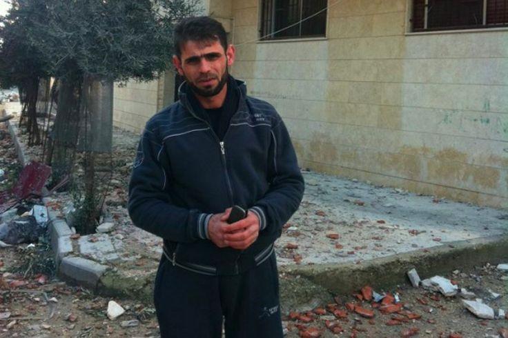 Ali Mahmoud Othman, fixeur à Homs