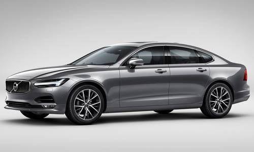 Nuova #Volvo #S90. La berlina dal design ed esperienza di guida in armonia totale.