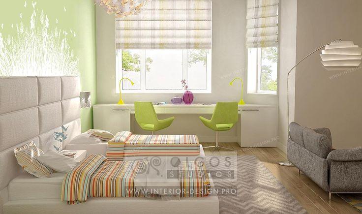Современная зеленая детская http://interior-design.pro/ru/dizayn-detkoy-komnaty-malchika-devochki contemporary green nursery http://interior-design.pro/en/kids-room-design-ideas Šiuolaikinis žalia darželio http://interior-design.pro/vaiku-kambario-interjero-dizainas