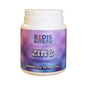 Zinc - o cutie contine 120 tablete